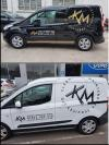KM courier & connect liveries
